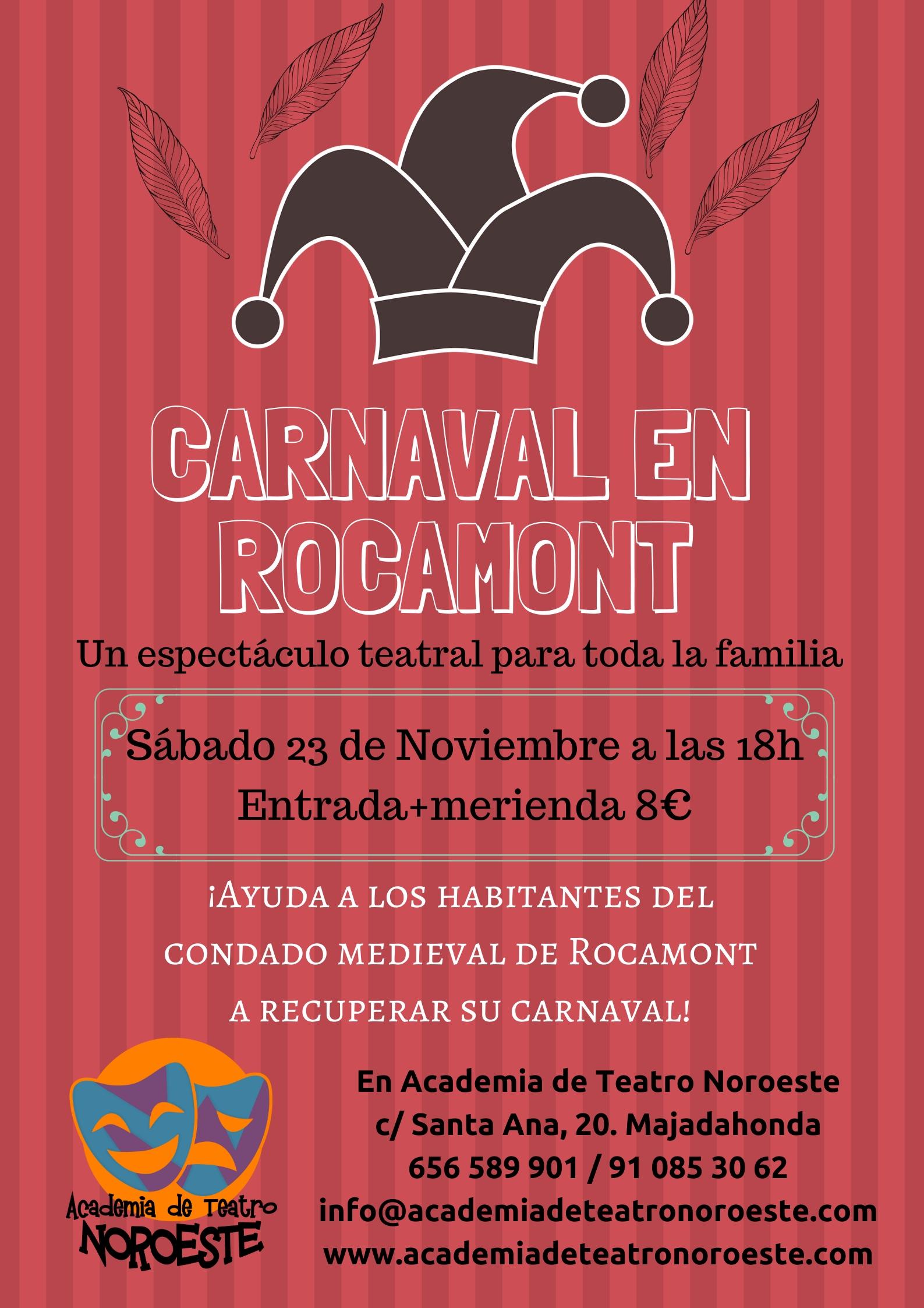 Carnaval en Rocamont