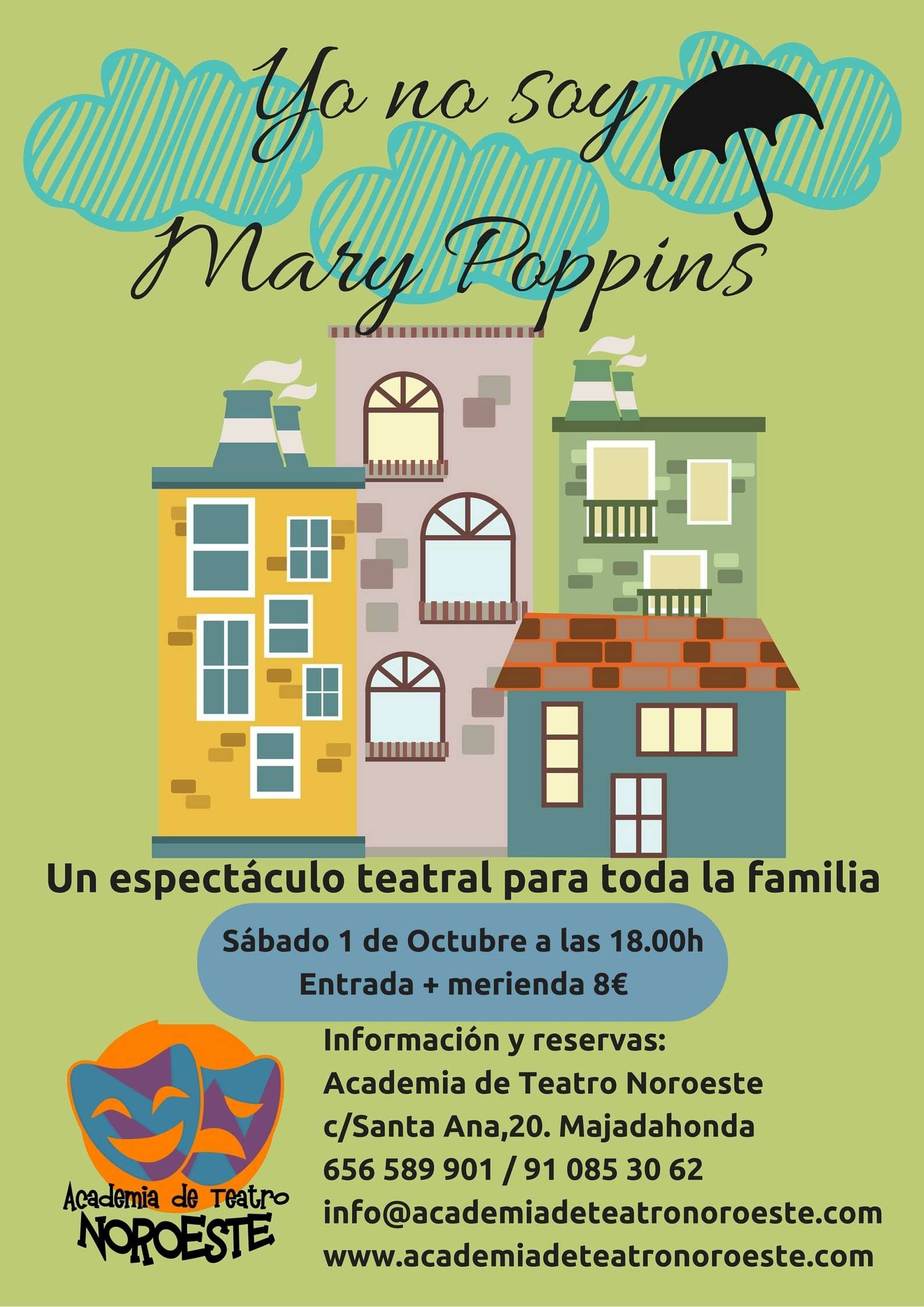Yo no soy Mary Poppins